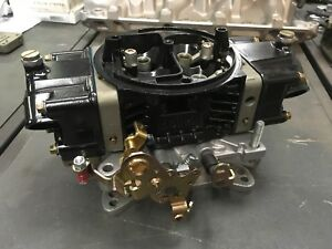 Holley 650 Cfm Tmp Carbs Prepared Double Pumper