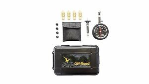 Tyre Deflator Tool Kit Automatic Adjustable Car Suv Truck 4x4 Griffin Offroad