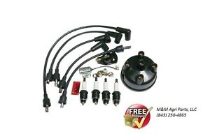 Ignition Tune Up Ford Naa Jubilee 501 600 601 700 701 800 801 900 2000 4000