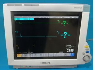 Phillips Intellivue Mp70 Patient Monitor