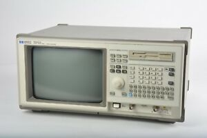 Hp Agilent 1660cs Logic Analyzer Oscilloscope 136 channel Benchtop La