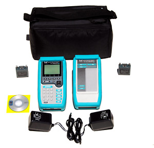Microtest Pentascanner Cat5 Cable Tester And Verifier