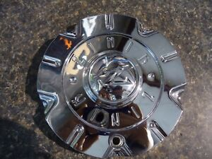 Fabulous Original Zinik Chrome Wheel Center Cap zinik Z 11 1ea free Shipping