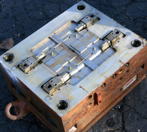 Plastic Injection Mold Used Steel This Mold s Code Is B