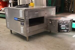 Commercial Pizza Oven Lincoln 1921 4 208v 3 Phase 26 Amps