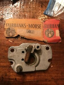 Nos Fairbanks Morse Magneto Front Points Plate Hit Miss L4631