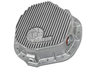 Afe Power Rear Differential Cover Raw Finish For Dodge Ram Cummins 03 14