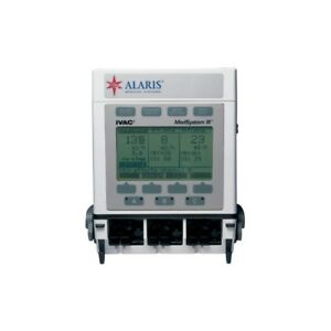 Alaris Ivac Medsystem Iii 2865b Series Infusion Pump Multi Channel Iv Pump