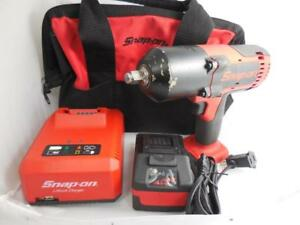 Snap On Ct8850 1 2 Impact Wrench 18v Cordless Lithium