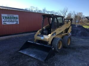 2004 Caterpillar 242b Skid Steer Loader