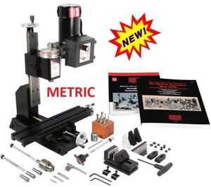 5410a Metric Version Deluxe Mill Package a New see 5400a For Inch Version