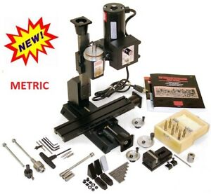 5410a cnc Metric Cnc Ready Deluxe Mill Package a New see 5400a cnc For Inch