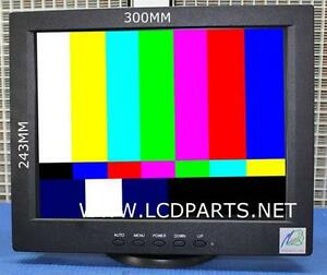 New Replacement Lcd Monitor For Haas Old 12 Inch Crt Monitor Vf1 Vf2 Vf3
