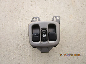 01 05 Toyota Celica Gt Gts 2d Coupe Master Power Window Switch 84802 20350