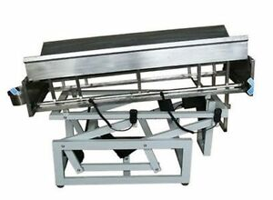 New Dh 50 Electric Veterinary Surgical Operating Table Stainless Tilt V top