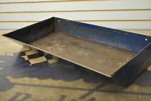 Shaving Tray For Ammco Brake Lathe Stand 3000 4000 4100 7000