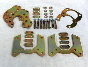 Bracket Kit Only For Pem 9 Ford Bolt On Street Rod Rear Disc Brake Kit