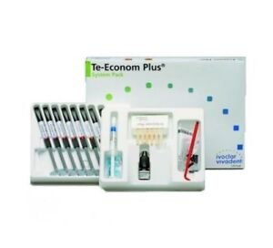 Ivoclar Vivadent Teeconom Plus System Pack Dental Resin Composite Kit