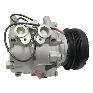 Ryc Remanufactured Ac Compressor Gg560 Honda Fits Cr V Civic Civic Del Sol