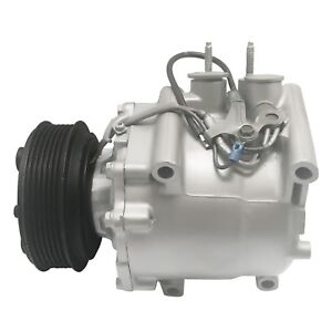 Ryc Remanufactured Ac Compressor Gg599 Fits 2001 Honda Civic 1 7l