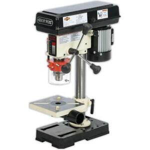 Shop Fox W1667 1 2 Hp 8 1 2 Bench top Oscillating Drill Press new In Box