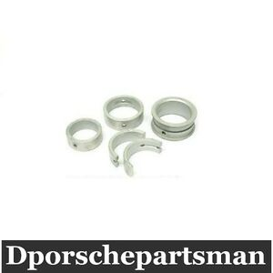 Porsche 356 A B Main Bearing Set 0 25 Mm Crank New ns