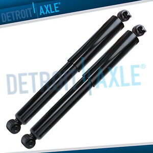 Rear Shocks For 1997 1998 1999 2000 2001 2002 2003 2004 2005 2006 Jeep Wrangler