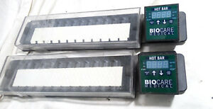 2 Biocare Medical Assy Hot Bar Iq 1 5 For Kinetic Slide Stainer Wo Transformer
