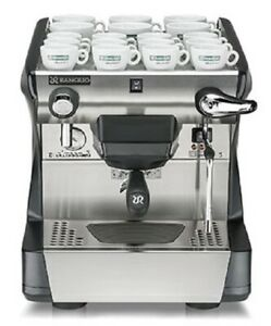 Rancilio Classe 5 St 1 Group Semi Automatic Espresso Machine With Tank