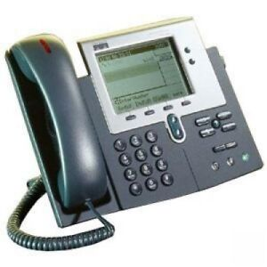 Cisco 7940 Series Unified Ip Voip Phone Cp 7940g New