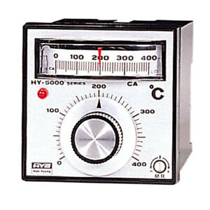 Hanyoungnux Temperature Controller Hy 5000 72 w X 72 h mm Ca k rtd