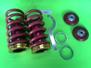Datsun 280zx 510 Front Only Coil Overs Coilovers Springs Set Complete Kit