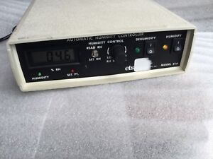 Electrotech Systems Inc Ets Model 514 Automatic Humidity Controller