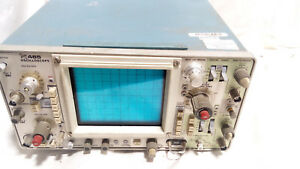 Tektronixs 465 Oscilloscope Dual Time Complete Assy Llwo856 Takened