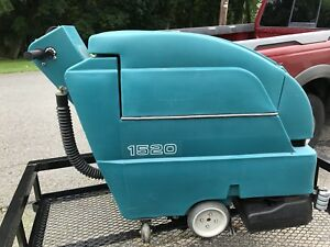 Tennant 1520 Electric Automatic Carpet Extractor