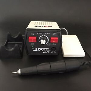 Dental Saeshin Strong 204 Electric Micromotor Strong 102l 35000 Rpm Handpiece