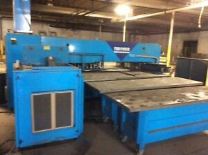 25 Ton Finn power tp2520 if2 ma 21 station Cnc Turret Punch