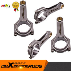 Forged H Beam Connecting Rods For Subaru Impreza Wrx Sti Ej20 Ej25 2 0l 2 5l Tuv