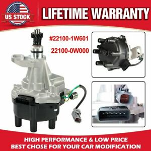 New Ignition Distributor For Nissan Frontier Xterra Qx4 Pathfinder Quest V6 3 3l