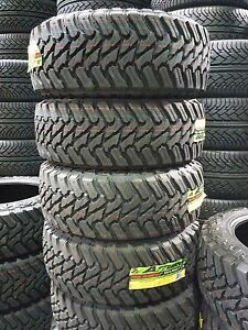 4 New Tires 35x12 5r20lt Atturo Trail Blade Mt Mud Terrain Tire 35 12 5 20
