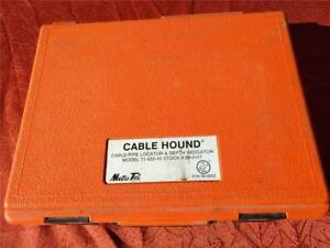 Cable Hound Cable Locator 99 0117