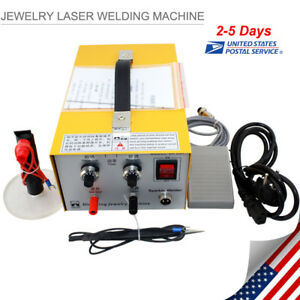 Jewelry Welding Machine Electric Pulse Sparkle Spot Welder Jewelry Tool from Us