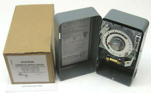 Dt8145 20 Supco Commercial Refrigeration Defrost Timer For Paragon 8145 20 240v