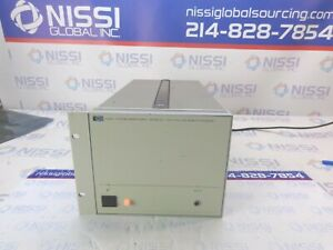 Hp Hp 6038a System Bench Power Supply Opt001 0 60v 10a 200w