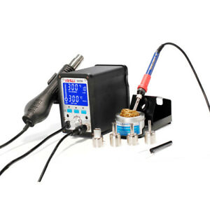 2in1 Yihua 995d Soldering Station Used For Motherboard Repair Tools 110v Or 220v