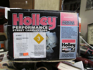 Holley 4160 600 Cfm