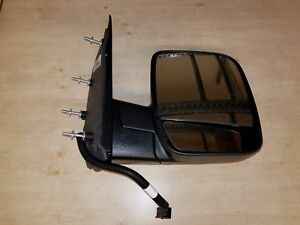 2009 Ford Econoline Right Outside Power Mirror 9c2z 17682 Aa