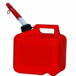 Midwest Can 2300 6pk Gas Can 2 Gallon Capacity Pack Of 6