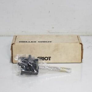 Melles Griot X y z 2 Axis Tilt Fiber Optic Holder 07hf0002 New