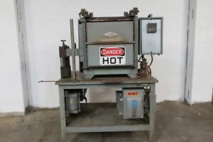 Thermolyne Heavy duty Muffle Furnace Model F a1740 1 W Lots Of Extra